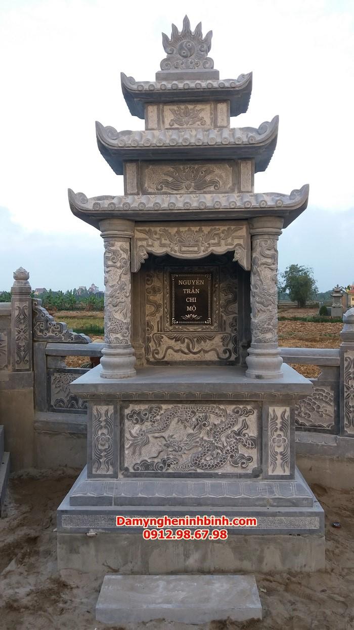 lăng mộ đá đẹp ninh bình