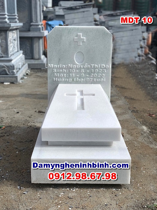 Lăng mộ đá trắng MDT 10