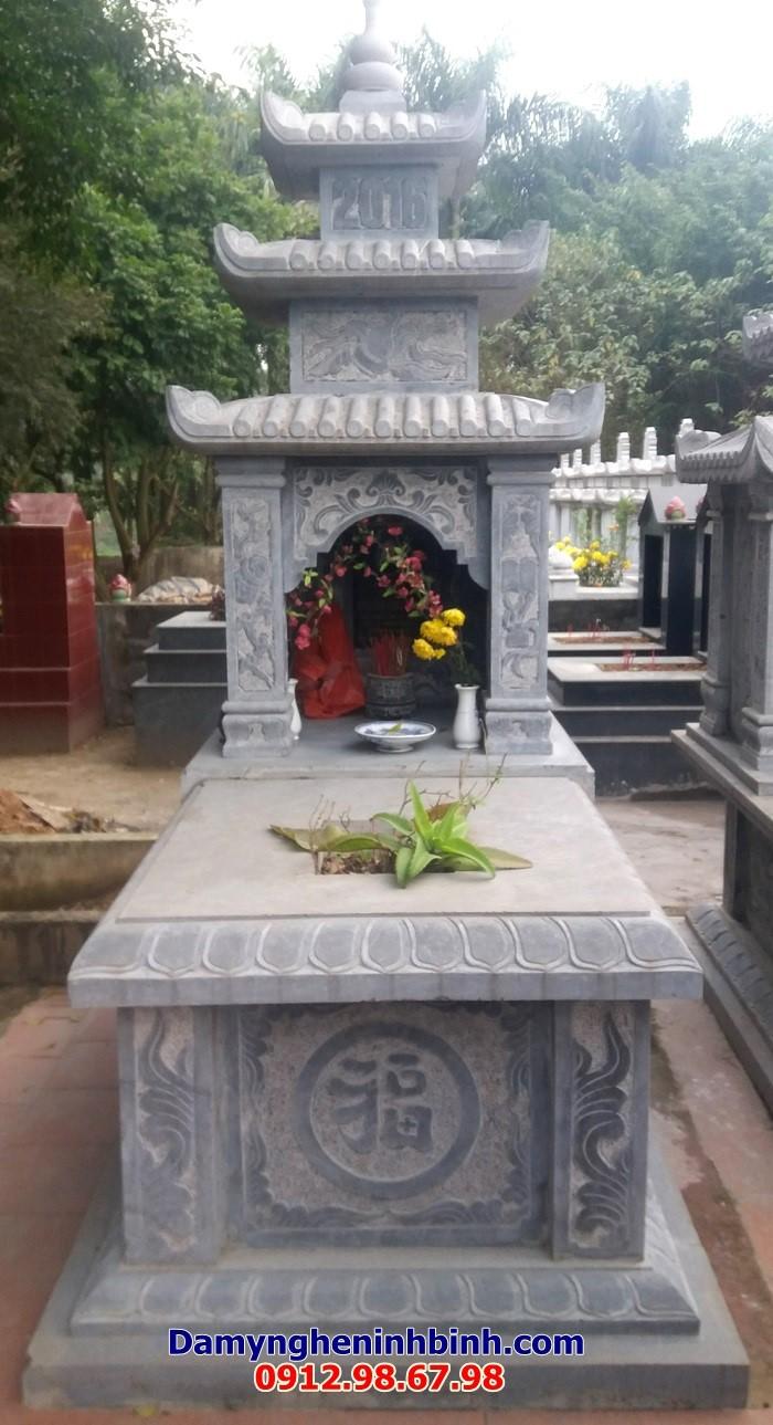 thiết kế lăng mộ