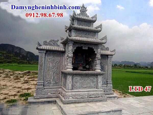 Mẫu mộ đá đẹp nhất Ninh Bình