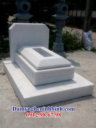 Lý do mộ đá trắng được ưa chuộng