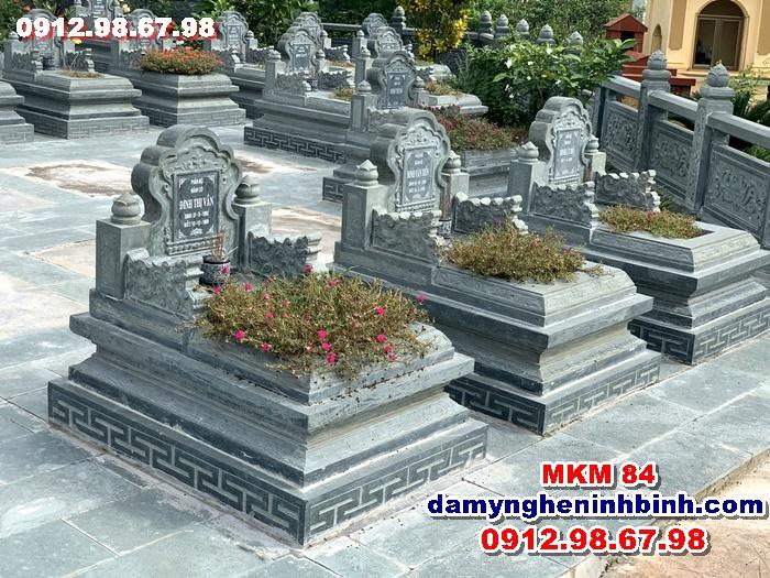mẫu lăng mộ đá đẹp ninh bình mau lang mo da dep ninh binh mkm 84