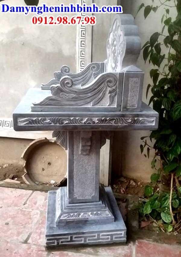mẫu cây hương thờ thần linh