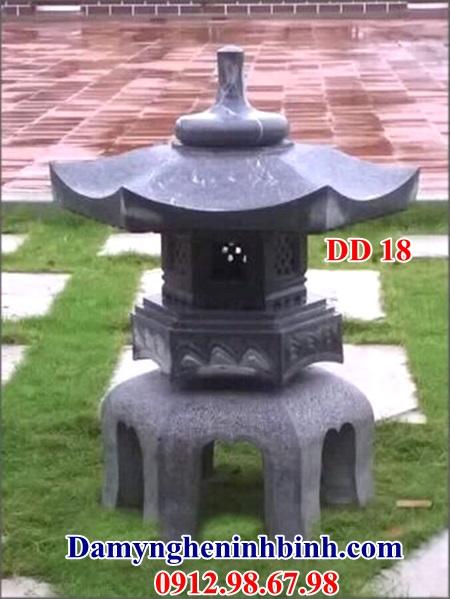 Mẫu đèn đá trang trí 18