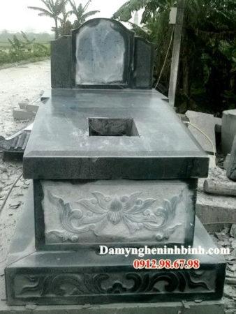 mẫu lăng mộ đá xanh thanh hóa