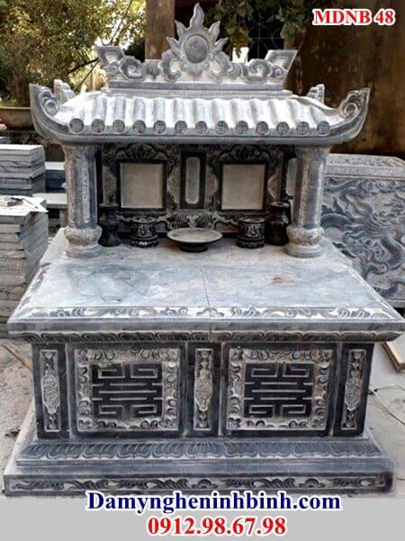 mẫu mộ đôi thanh hóa