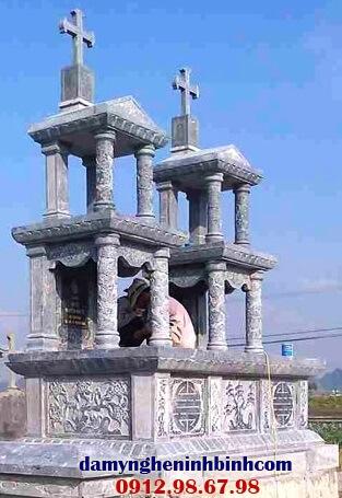 mộ công giáo đẹp