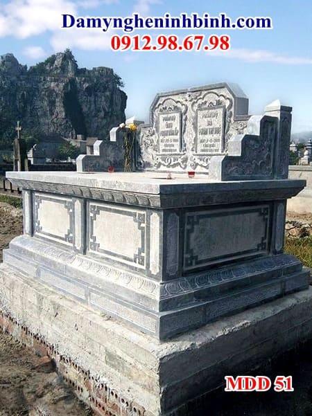 mộ đá đôi thanh hóa