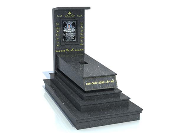 mộ đá hoa cương công giáo