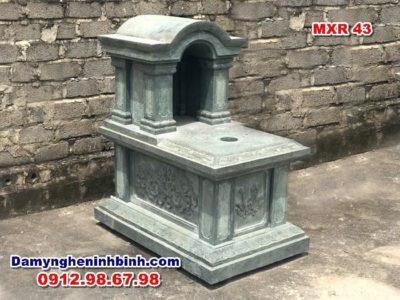 mộ đá xanh rêu là gì
