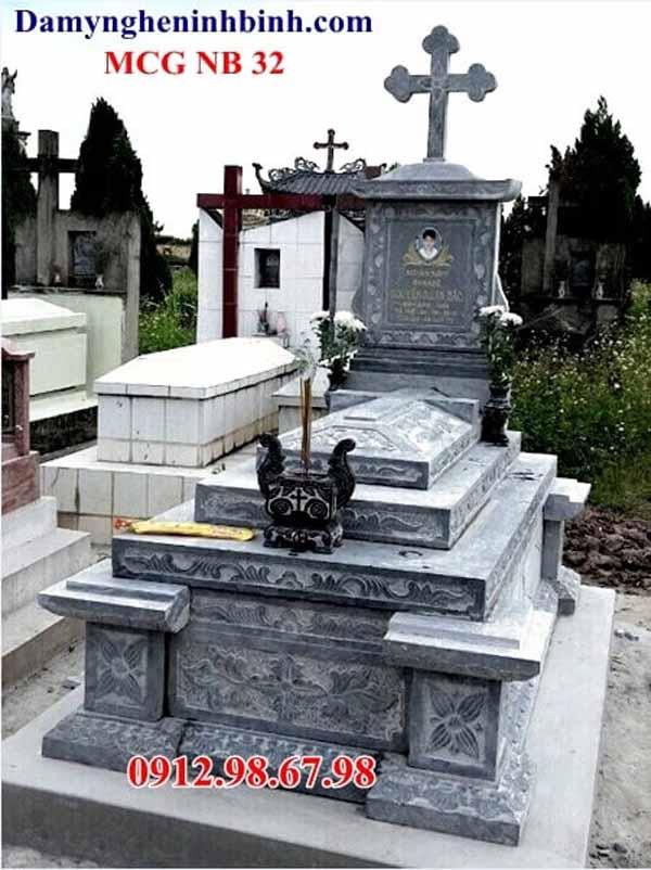 mộ người công giáo đẹp