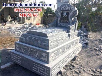mộ tam cấp đá xanh thanh hóa