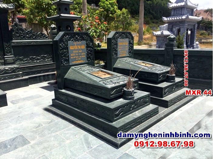 mộ tam cấp thanh hóa đơn giản