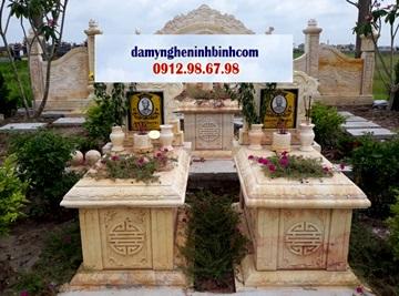 mộ tam sơn hậu bành đá vàng