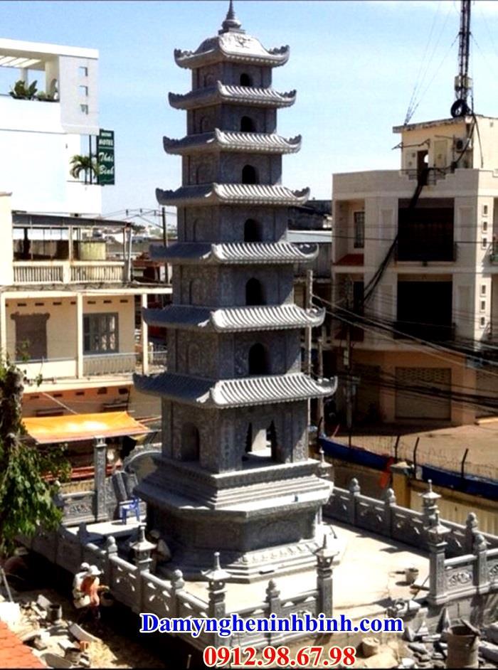mộ tháp chùa