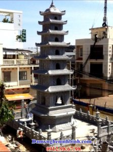 mộ tháp nhiều tầng thanh hóa