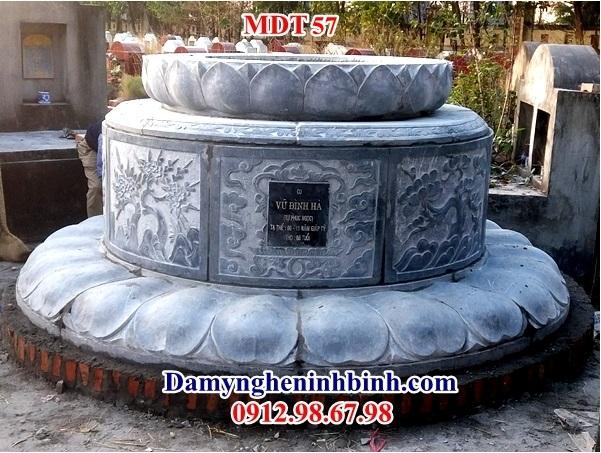 mộ tròn phong thủy